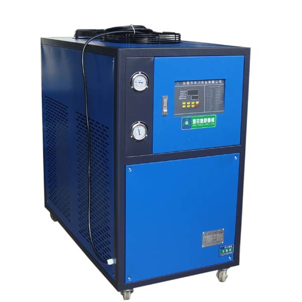 PID Control Compressed Air Chiller , Industrial Cooling Systems Chillers